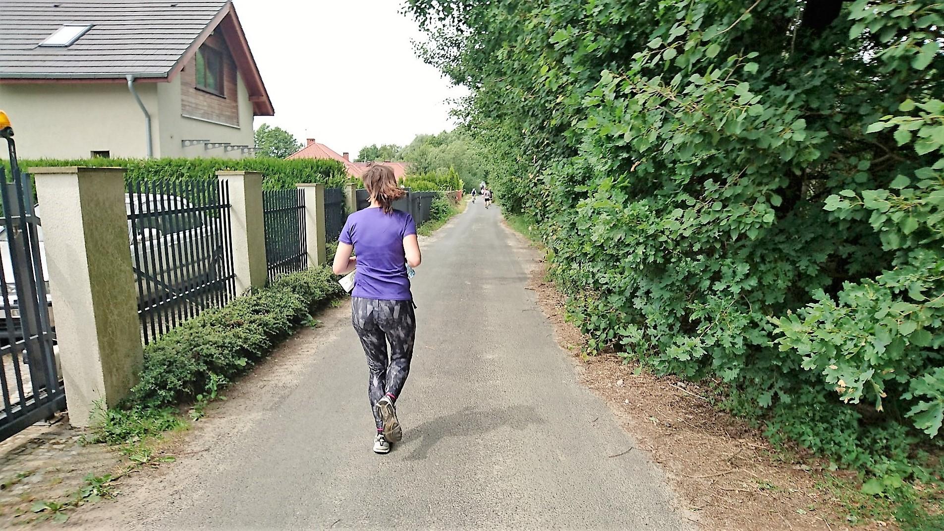 ćwierćmaraton bociana 2016 drga asfaltowa